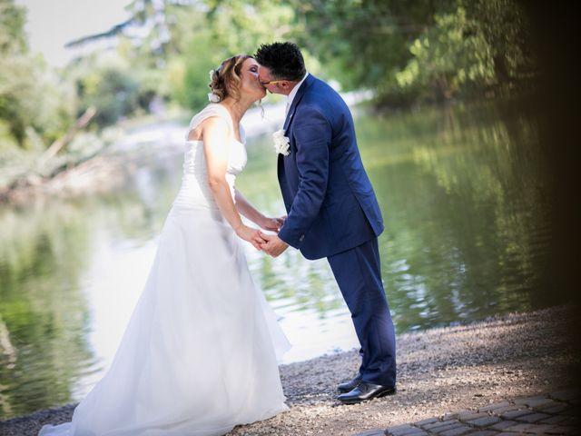 Le nozze di Luana e Massimiliano