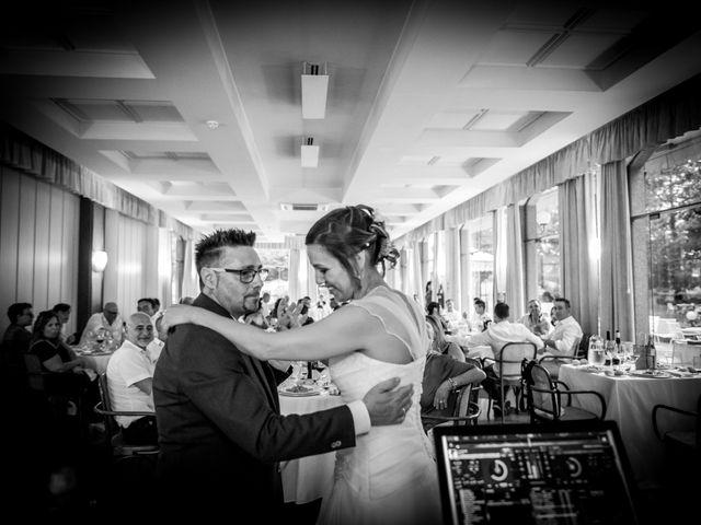 Il matrimonio di Massimiliano e Luana a Nerviano, Milano 54
