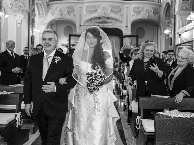 Il matrimonio di Luigi e Amalia a Vietri sul Mare, Salerno 17
