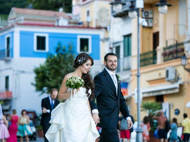 Il matrimonio di Luigi e Amalia a Vietri sul Mare, Salerno 1