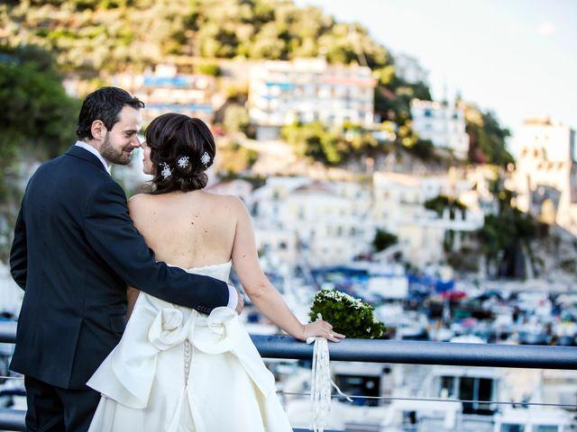 Il matrimonio di Luigi e Amalia a Vietri sul Mare, Salerno 25