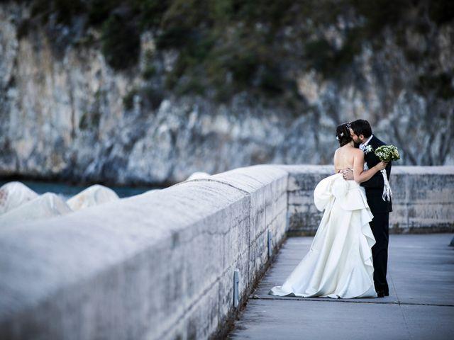 Il matrimonio di Luigi e Amalia a Vietri sul Mare, Salerno 26
