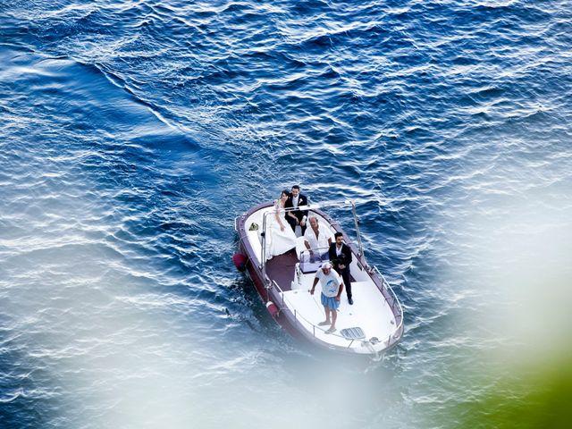Il matrimonio di Luigi e Amalia a Vietri sul Mare, Salerno 28
