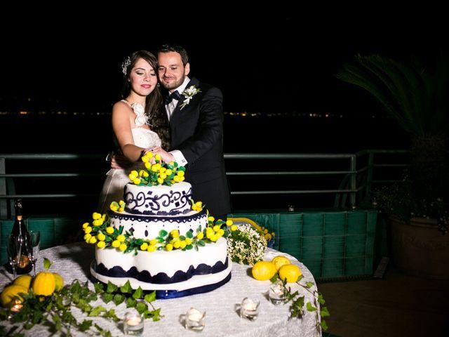 Il matrimonio di Luigi e Amalia a Vietri sul Mare, Salerno 35