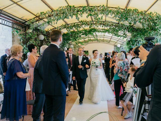 Il matrimonio di Alessandro e Maria a Bitritto, Bari 3