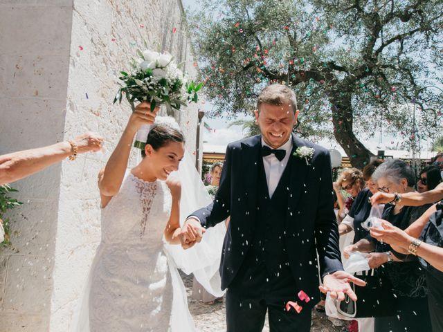 Il matrimonio di Alessandro e Maria a Bitritto, Bari 4