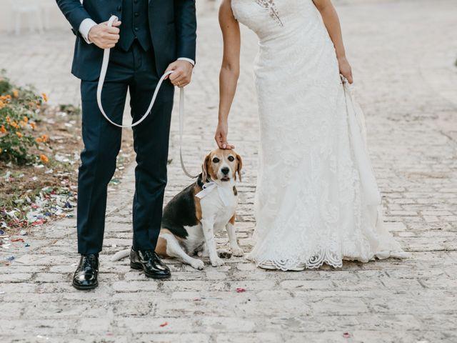 Il matrimonio di Alessandro e Maria a Bitritto, Bari 19