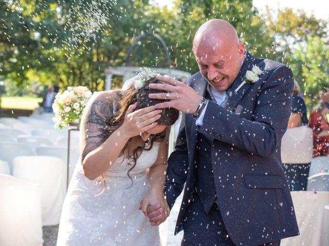 Le nozze di Jessica e Tomasz