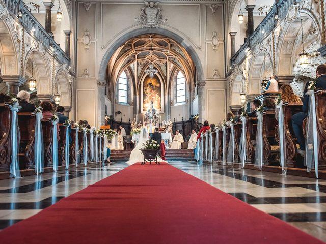 Il matrimonio di Nicola e Agnese a Gorizia, Gorizia 19