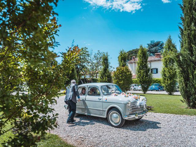 Il matrimonio di Nicola e Agnese a Gorizia, Gorizia 27