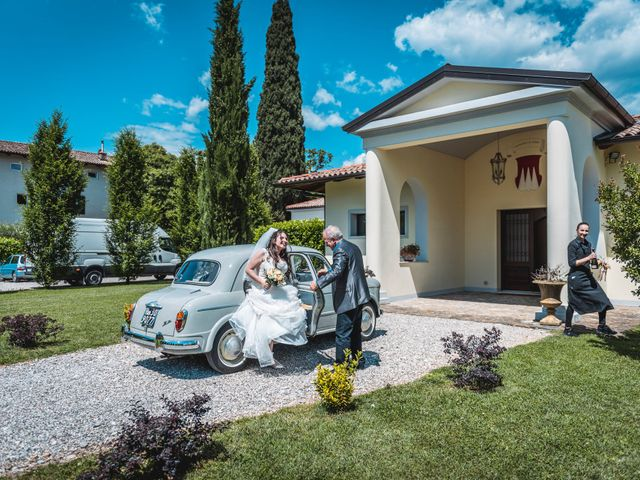 Il matrimonio di Nicola e Agnese a Gorizia, Gorizia 28