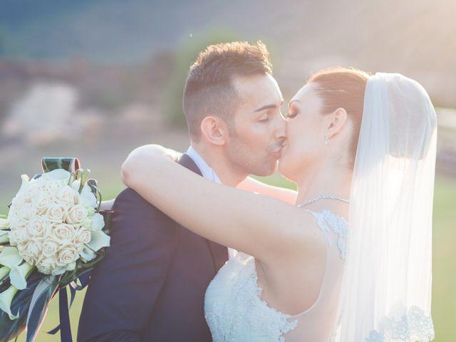 le nozze di Valentina e Walter
