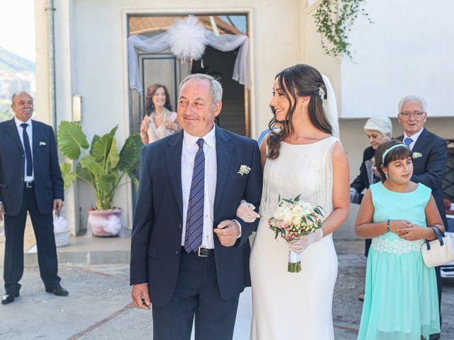 Il matrimonio di Michela e Gianvito a Sala Consilina, Salerno 17