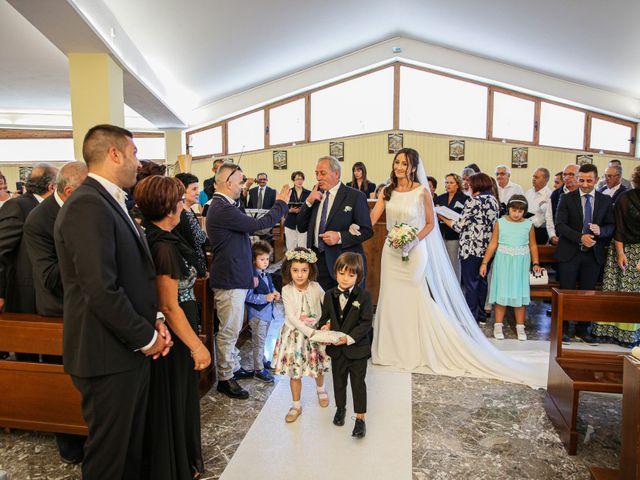 Il matrimonio di Michela e Gianvito a Sala Consilina, Salerno 19