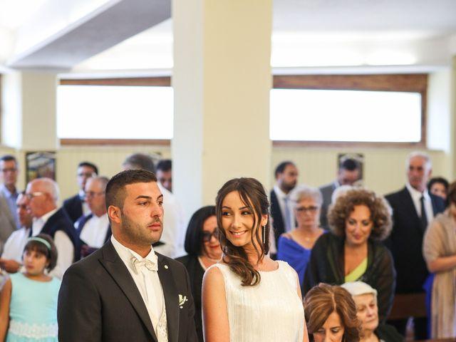Il matrimonio di Michela e Gianvito a Sala Consilina, Salerno 20