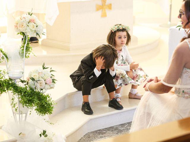 Il matrimonio di Michela e Gianvito a Sala Consilina, Salerno 21