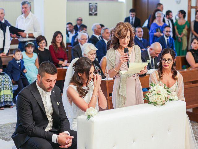Il matrimonio di Michela e Gianvito a Sala Consilina, Salerno 22