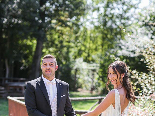 Il matrimonio di Michela e Gianvito a Sala Consilina, Salerno 26