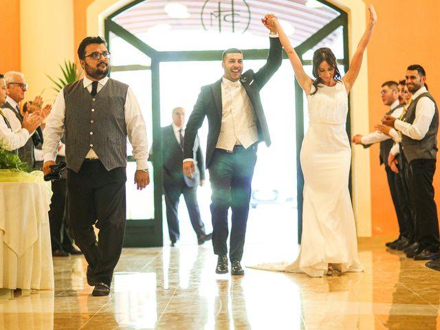Il matrimonio di Michela e Gianvito a Sala Consilina, Salerno 29