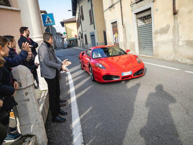 Il matrimonio di Roberto e Marina a Palosco, Bergamo 18