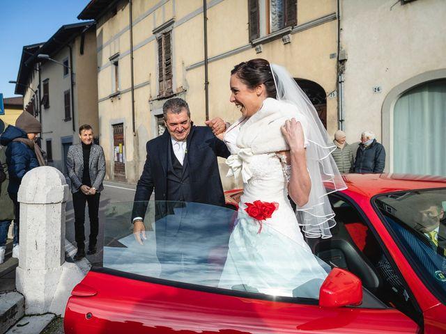 Il matrimonio di Roberto e Marina a Palosco, Bergamo 19