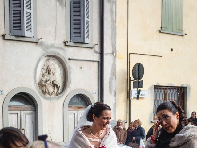 Il matrimonio di Roberto e Marina a Palosco, Bergamo 20