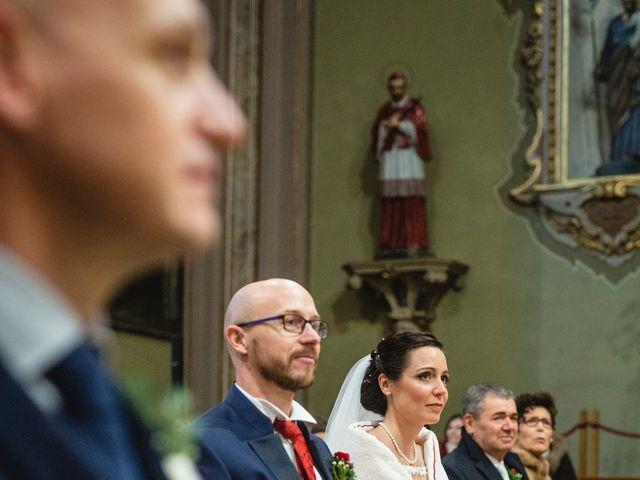 Il matrimonio di Roberto e Marina a Palosco, Bergamo 23