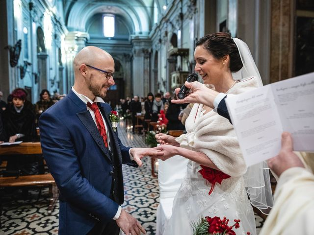 Il matrimonio di Roberto e Marina a Palosco, Bergamo 25