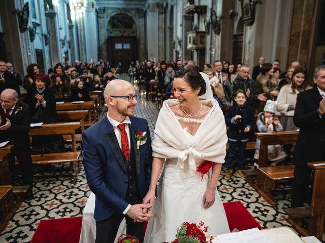 Il matrimonio di Roberto e Marina a Palosco, Bergamo 26