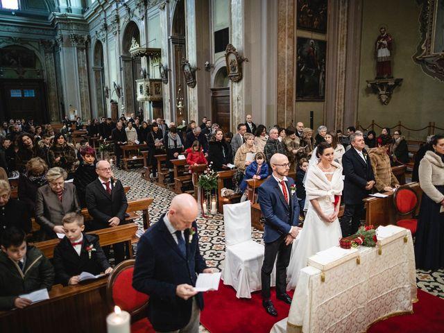 Il matrimonio di Roberto e Marina a Palosco, Bergamo 27