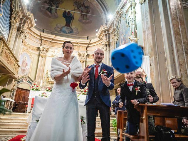 Il matrimonio di Roberto e Marina a Palosco, Bergamo 29