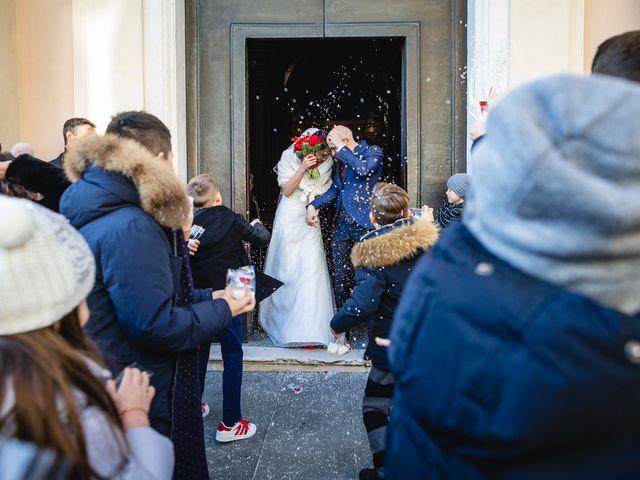 Il matrimonio di Roberto e Marina a Palosco, Bergamo 31