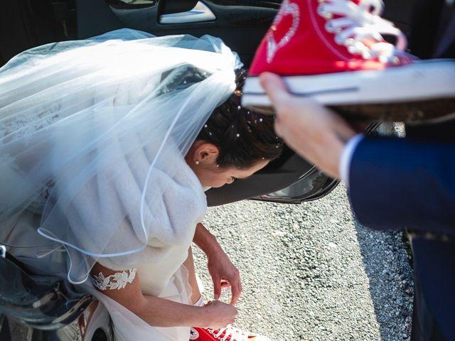 Il matrimonio di Roberto e Marina a Palosco, Bergamo 32