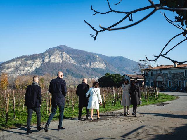 Il matrimonio di Roberto e Marina a Palosco, Bergamo 33