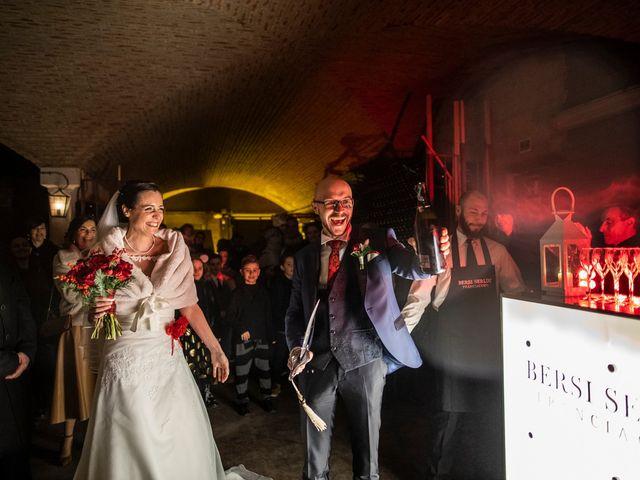 Il matrimonio di Roberto e Marina a Palosco, Bergamo 36