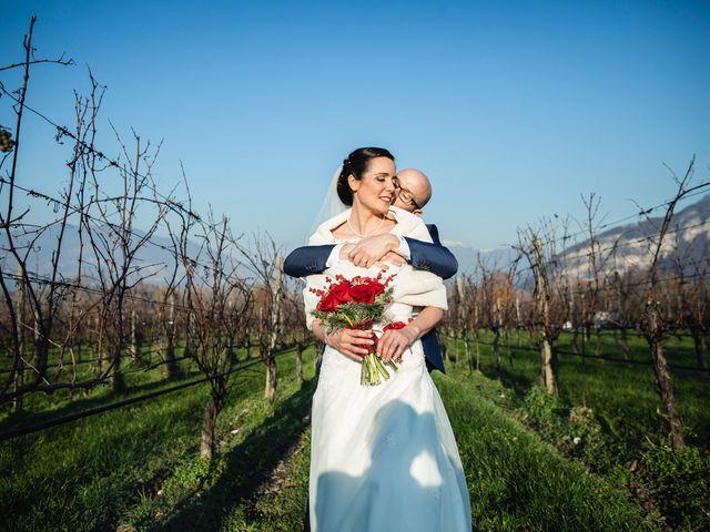 Il matrimonio di Roberto e Marina a Palosco, Bergamo 42