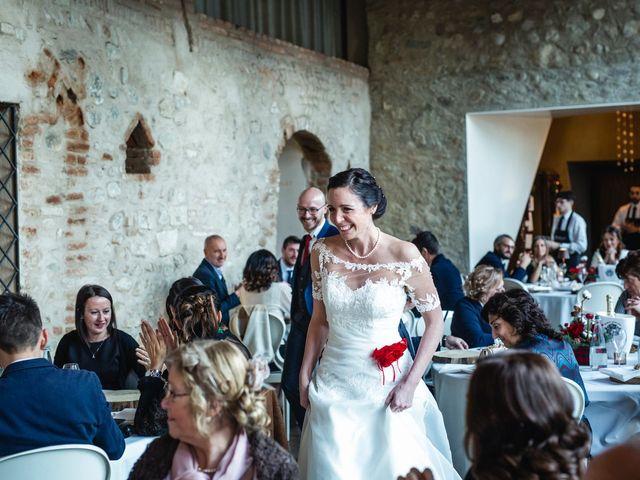 Il matrimonio di Roberto e Marina a Palosco, Bergamo 45