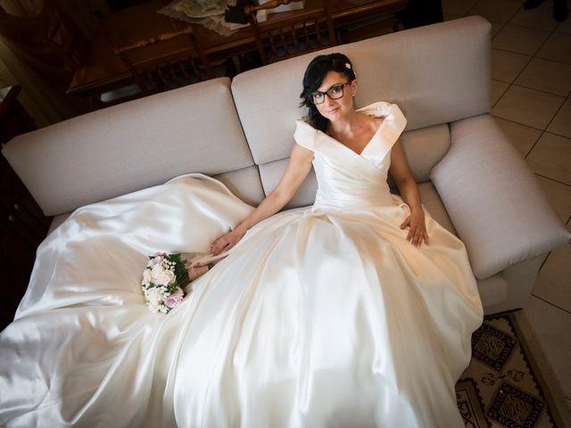 Il matrimonio di Emiliano e Roberta a Ferno, Varese 13