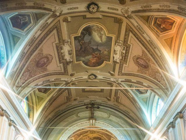 Il matrimonio di Emiliano e Roberta a Ferno, Varese 15