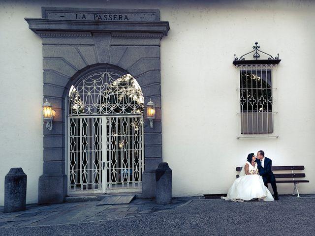 Il matrimonio di Emiliano e Roberta a Ferno, Varese 34