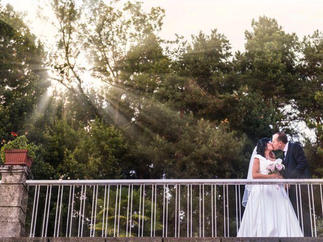 Il matrimonio di Emiliano e Roberta a Ferno, Varese 36
