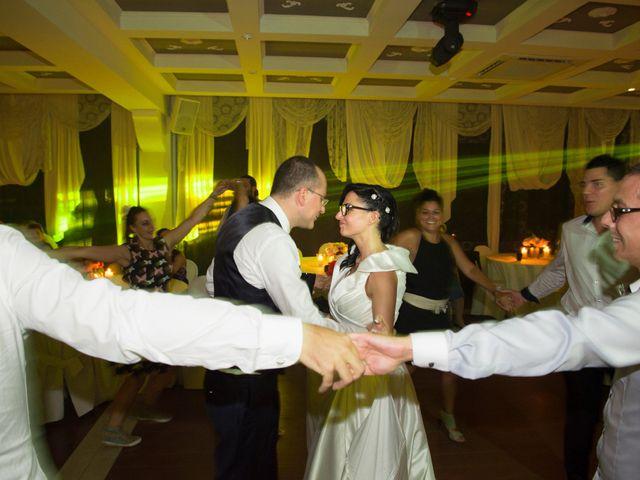 Il matrimonio di Emiliano e Roberta a Ferno, Varese 56