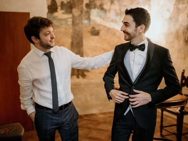 Il matrimonio di Davide e Daniela a Sulbiate, Monza e Brianza 1