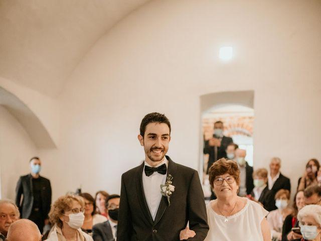 Il matrimonio di Davide e Daniela a Sulbiate, Monza e Brianza 12