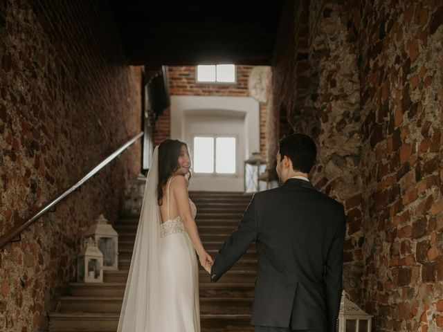 Il matrimonio di Davide e Daniela a Sulbiate, Monza e Brianza 20