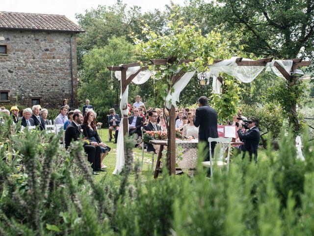 Il matrimonio di Marco e Krina a Viterbo, Viterbo 2