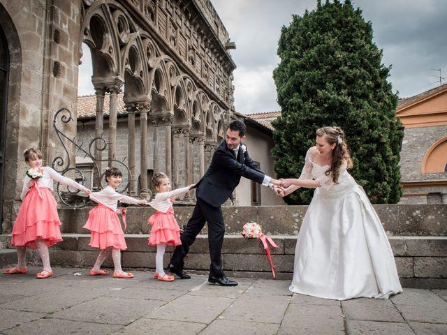 Il matrimonio di Marco e Krina a Viterbo, Viterbo 14