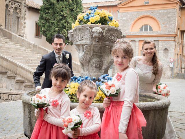 Il matrimonio di Marco e Krina a Viterbo, Viterbo 15