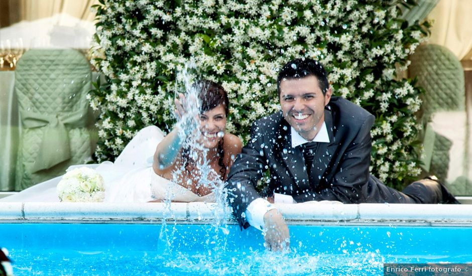 Il matrimonio di ROBERTO e ERIKA a Pavone del Mella, Brescia