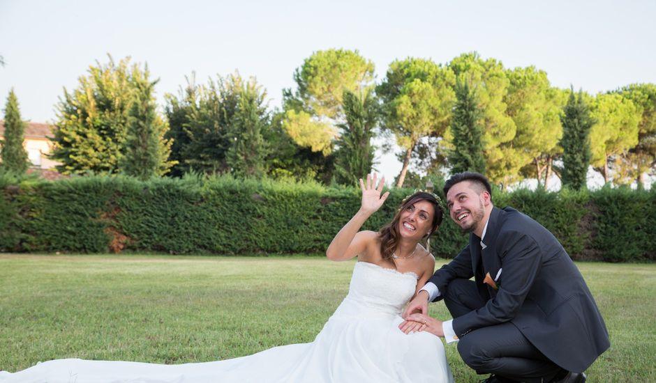 Il matrimonio di Daniele e Giuliana a Monzambano, Mantova
